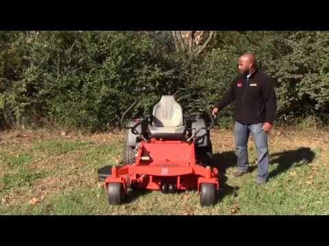 Husqvarna MZ48 Zero Turn Lawn Mower 23 HP Kohler Engine