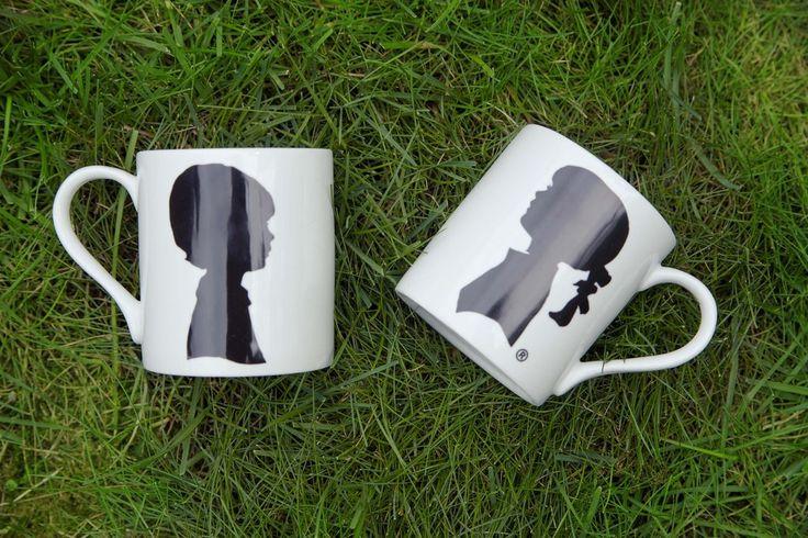 Boy Meets Girl Mug Set