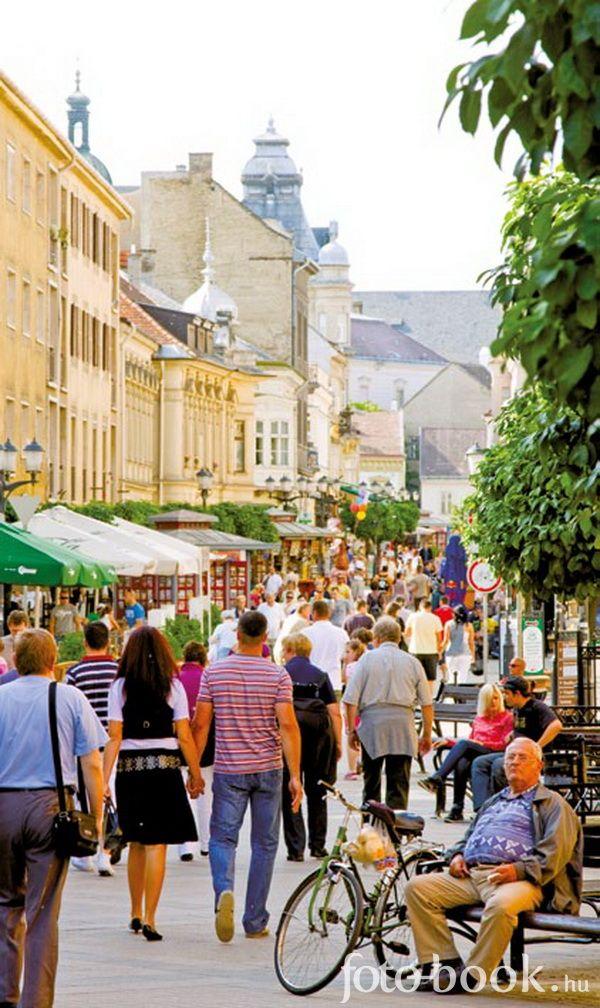 Győr, Hungary #street #Hungary