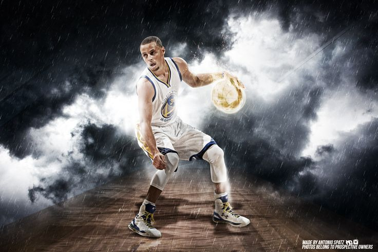 Stephen Curry NBA Wallpaper
