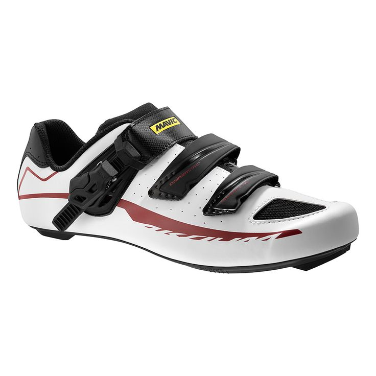 Chaussures Mavic Aksium Elite II blanc | deporvillage