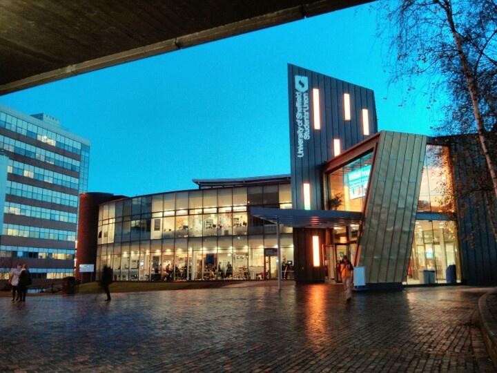 Student's Union - University of Sheffield