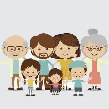 Para enseñar a los niños el valor de la familia, en Guiainfantil.com te ofrecemos este poema corto que habla de las familias. Una estupenda manera de enseñar al niño y ejercita la memoria y la atención.