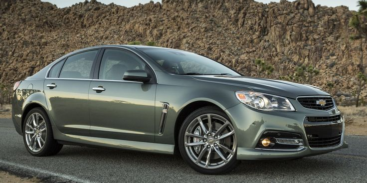 The Beloved but Slow-Selling Chevy SS Will Die in 2017