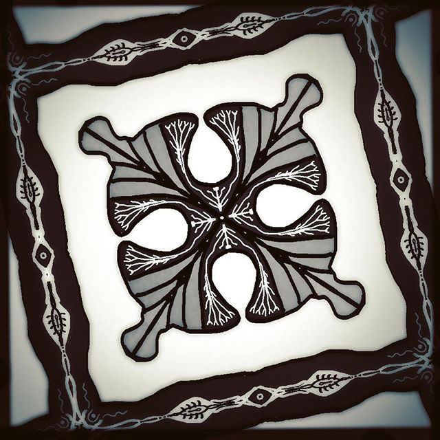 long #forgotten #mantra - #digital #drawing