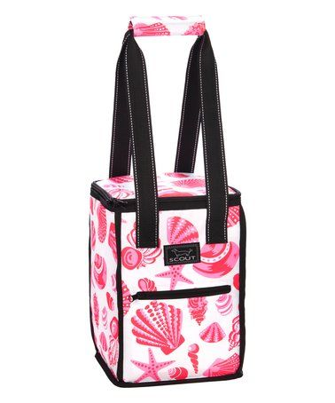 Look what I found on #zulily! Sunny Pleasure Chest Wine Tote #zulilyfinds