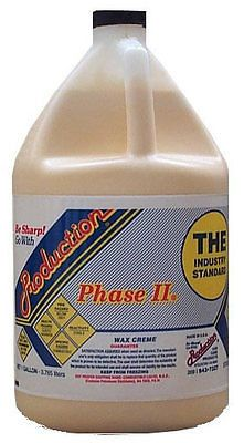 Production Car Care Products Phase II
