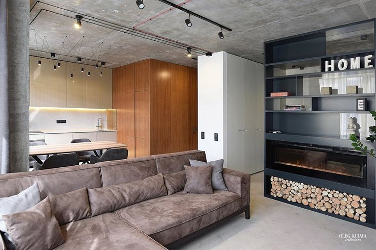 Private apartment | Oleg Kuiava #openspace