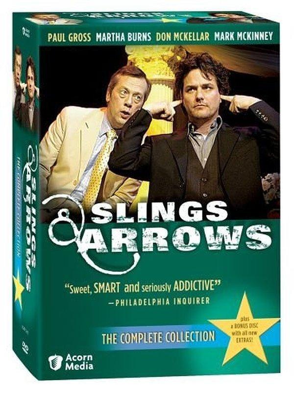 Slings and Arrows (TV Series 2003–2006)