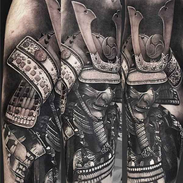 002-Samurai-Tattoo-Matteo Pasqualin