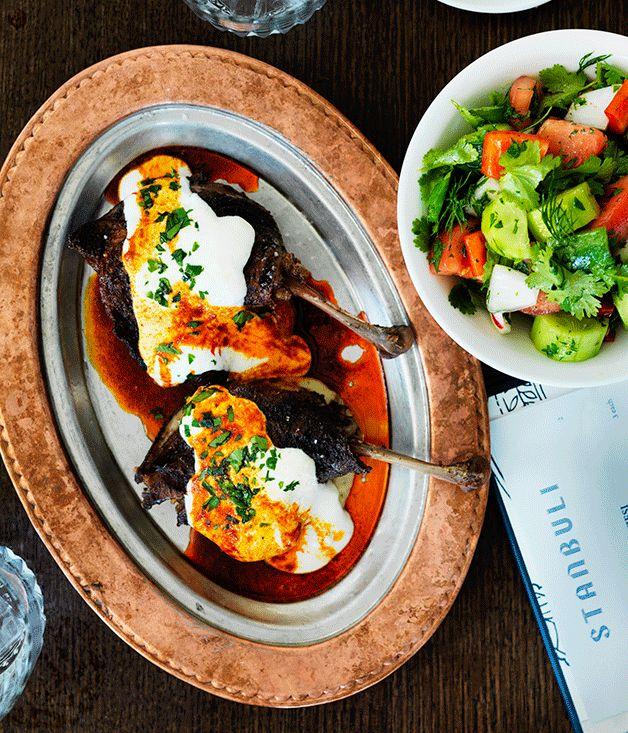 Stanbuli's Ibrahim Kasif shares his recipes : : Australian Gourmet Traveller