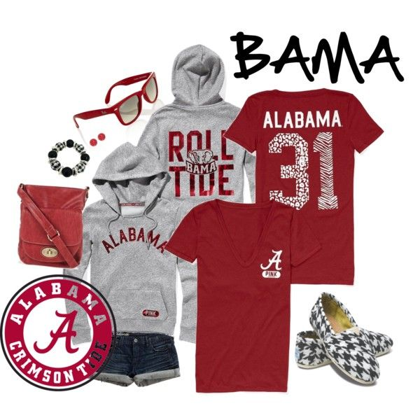 Alabama gameday!! Repinning this for Nancy. love the toms