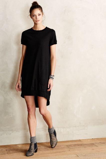 Keket Tunic Dress - anthropologie.com