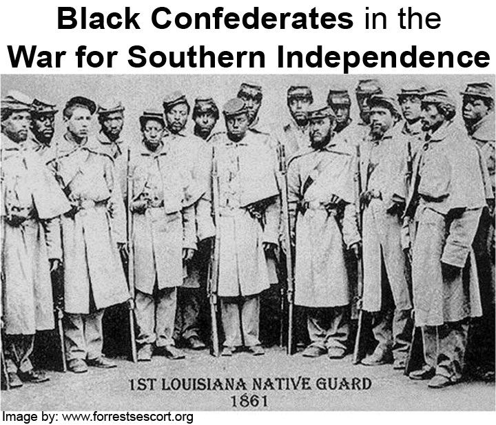 Civil War Confederate Soldiers | black confederates
