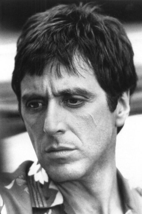 36 best images about scarface on pinterest brian de for Occhiali al pacino scarface