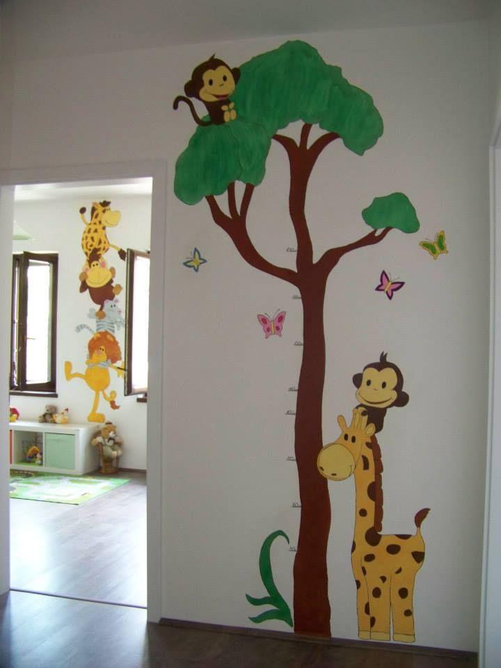 Egy egyszerű, de nagyszerű ötlet feldobhatja a fehér falakat és élménnyé teheti a méredzkedést.  Smart made simple. Let's enjoy your growing!