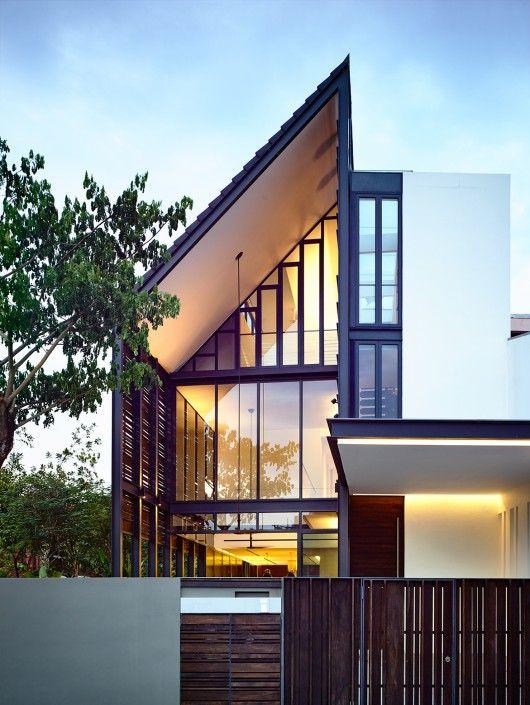 HYLA Architectes Faber Terrace à #Singapour #architecture #DreamHouses