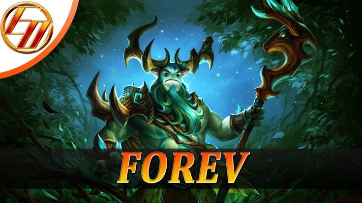 FOREV  Nature's Prophet  Dota 2 Pro Gameplay | Team OG
