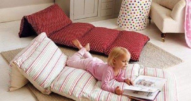 Como hacer camas portátiles para niños | Ideas para Decoracion