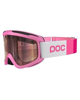 The Iris Stripes Snow Goggles from POC incorporates high quality features such as a anti-scratch treated outer polycarbonate lens and an anti-fog treated inner lens of cellulose propionate to prevent fogging. Buy Now http://www.outsidesports.co.nz/Brands/POC.htm#catpage=6