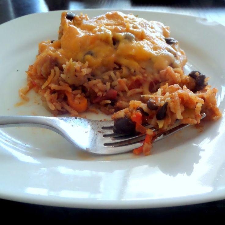 Unstuffed Pepper Casserole | Joybee, What's for Dinner?