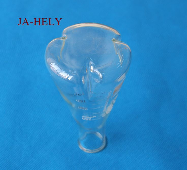 20pcs/lot 50ml 100ml 150ml Glass 3 baffles erlenmeyer flask baffled shake flask #Affiliate