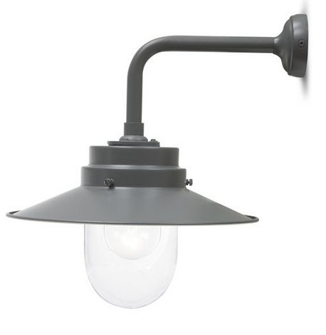 Dublin Outdoor Lamp Charcoal - £75.00 - Hicks and Hicks