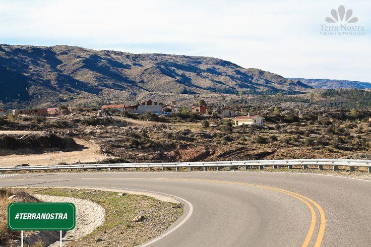 Últimos tramos de curvas y contra curvas, ya en lo alto y con aroma a La Cumbrecita. Bienvenidos a Cabañas Terra Nostra La Cumbrecita en Córdoba #TerraNostra #Travel #Trip #Argentina #Cordoba #LaCumbrecita #Pin #Cabañas #Facebook -->> bit.ly/TerraNostra