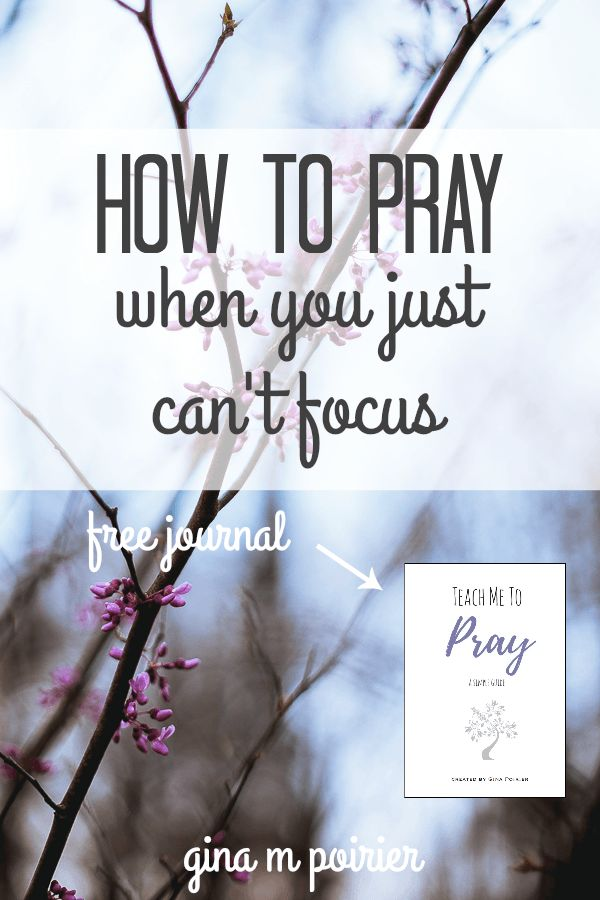 How To Pray | Christian Devotions | Quiet Time