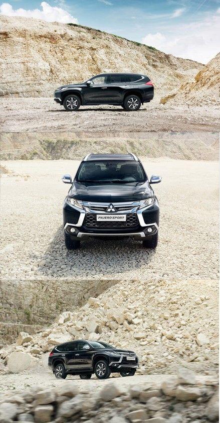 """Журнал """"Quattroruote"""" #Mitsubishi Pajero Sport третьего поколения уже в России! Но цены обявят только 18 июля. Пока же известно. что у нас внедорожник будет с бензиновым мотором 3.0 и новейшей 8-диапазонной АКП. Комплектаций две - Instyle и Ultimate. #авто #журнал #avto #auto #новости #car #машина"""