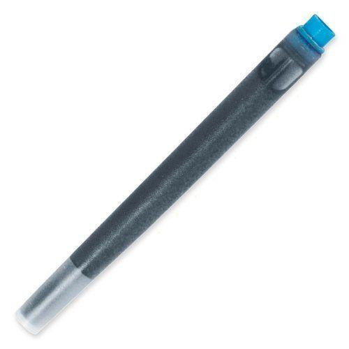 parker tintenpatronen washable blue