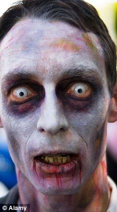 zombie makeup for kids - Google Search