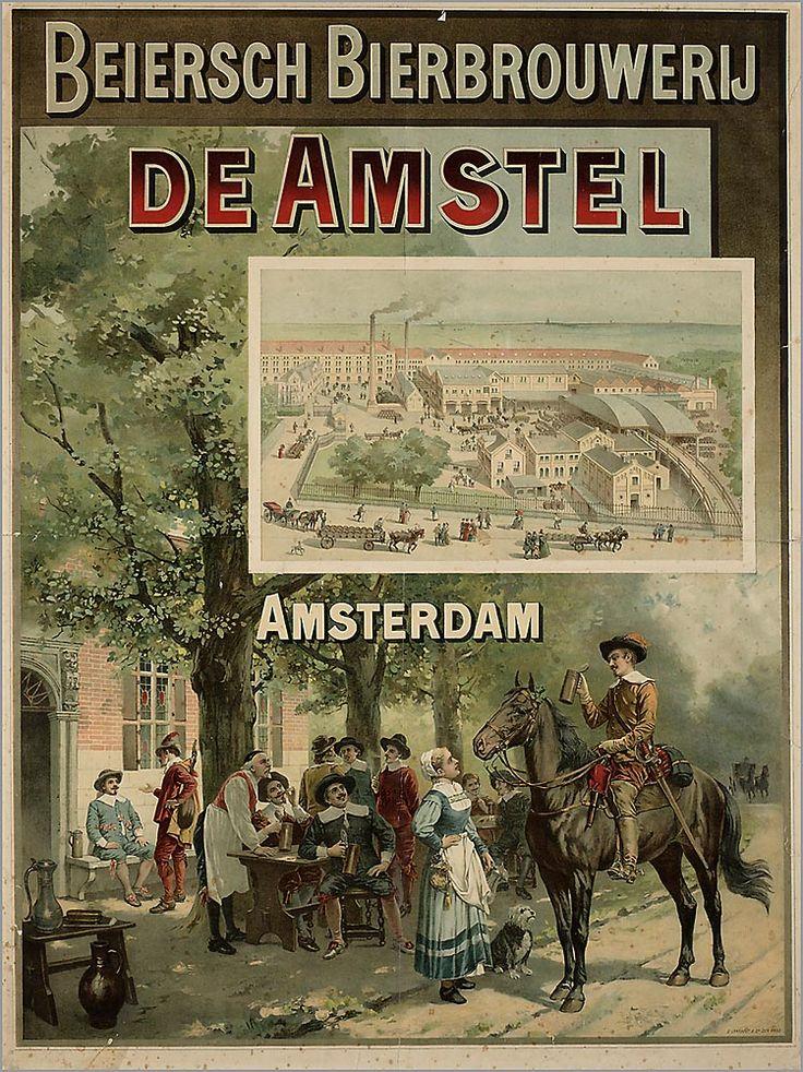 Oude Nederlandse reclameposters