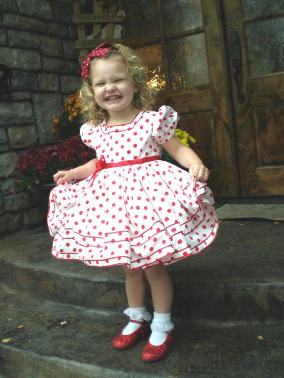 Shirley temple dress costume , church, pageant, play ...