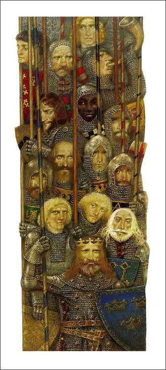 Knights of the Round Table - Pavel Tatarnikov