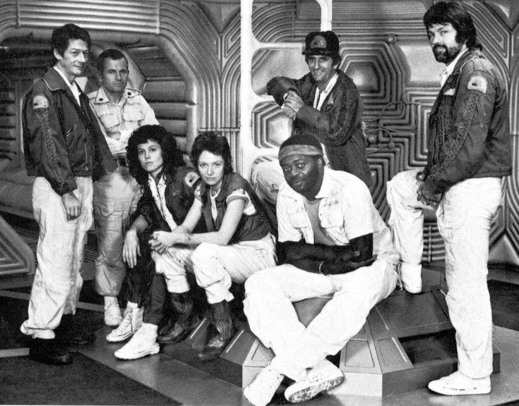 Alien, Ridley Scott, 1979 - Motley Crew