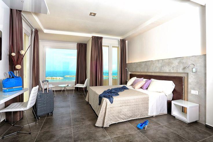 Emilia Romagna, Baldinini Hotel - Rimini nella top beach hotel 2014 Italia di trivago http://checkin.trivago.it/2014/06/i-migliori-hotel-sul-mare-in-italia/