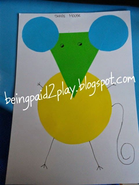 Being Paid 2 Play: Shape Mouse