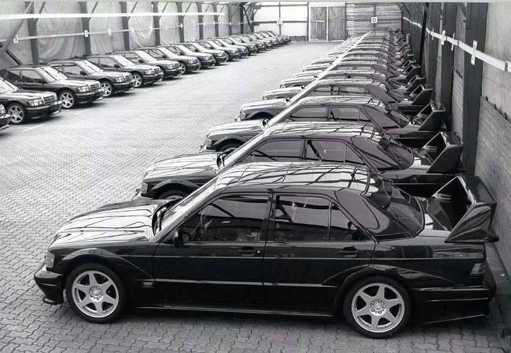 W201 Evo Ii 1990 Mercedes Benz 190 Oldtimer Autos Oldtimer