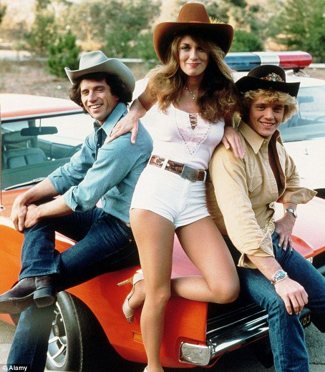 17 Best Images About Quot The Dukes Of Hazzard Cast Quot On