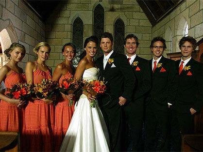 Home and Away Martha and jacks wedding