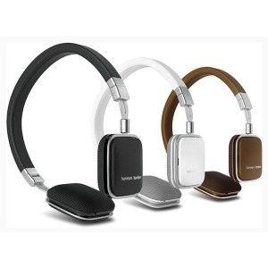 Harman Kardon Soho-I - The Harman Kardon Soho heralds the ultimate in bold statements for headphone sound quality and functional, eye-catching design .