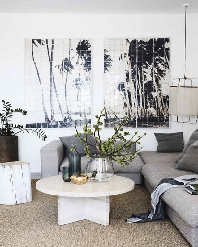 Light air-filled home in Sydney #interiordesign #…