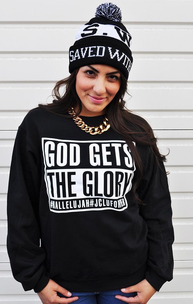 $24.99 GODGETSTHEGLORY by JCLU Forever Christian t-shirts