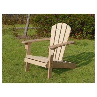 Kids Adirondack Chair Kit - Nothbeam