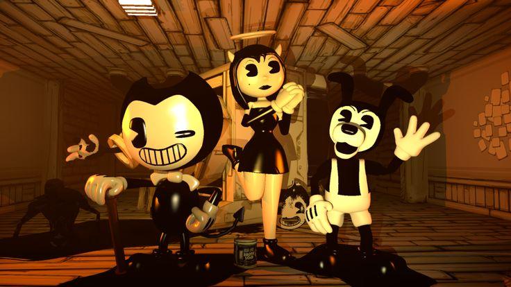 фото с алисой из игры бенди