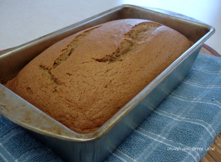 Pin by Patricia Sylvester on Loaf Cakes~ | Pinterest