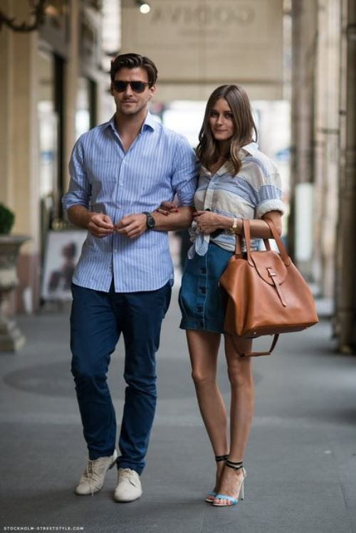 couple fashion 6 And the most stylish couple goes to (29 photos)