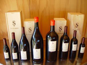 Schubert Wine, Martinborough, NZ. Love their Bordeaux blend and their Pinot in particular. http://www.schubert.co.nz/