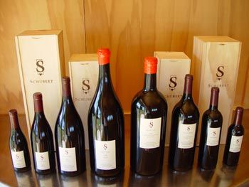 Schubert Wine, Martinborough, NZ. Love their Bordeaux blend and their Pinot in particular. http://www.schubert.co.nz/